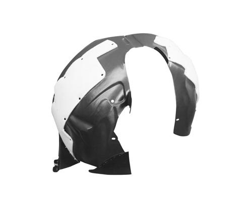 Aftermarket FENDERS LINERS/SPLASH SHIELDS for LINCOLN - MKT, MKT,13-17,RIGHT HANDSIDE INNER FENDER