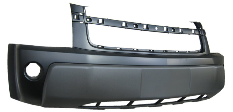 Aftermarket BUMPER COVERS for CHEVROLET - EQUINOX, EQUINOX,05-6,FRT COVER W/FOG