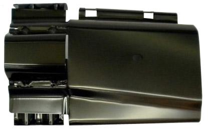 Aftermarket BRACKETS for CHEVROLET - EXPRESS 2500, CHEV VAN,03-17,RIGHT HANDSIDE FRONT BRACKET BELOW