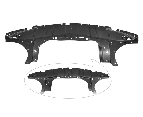 Aftermarket UNDER ENGINE COVERS for CHEVROLET - EQUINOX, EQUINOX,18-20,LOWER ENGINE COVER 1.5L