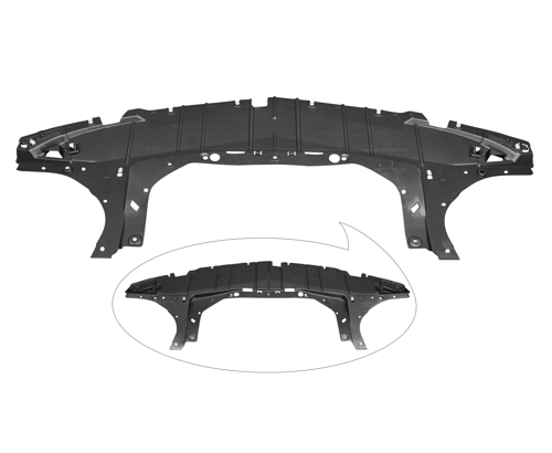 Aftermarket UNDER ENGINE COVERS for CHEVROLET - EQUINOX, EQUINOX,18-20,LOWER ENGINE COVER 1.6L