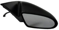 Aftermarket MIRRORS for CHEVROLET - METRO, METRO,95-01,RIGHT HANDSIDE MIRROR MANUAL