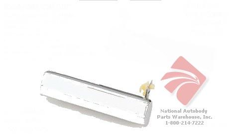 Aftermarket DOOR HANDLES for PONTIAC - 6000, CENTURY,82-96,LEFT HANDSIDE OUTER DOOR