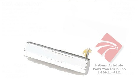 Aftermarket DOOR HANDLES for PONTIAC - 6000, CENTURY,82-96,RIGHT HANDSIDE OUTER DOOR